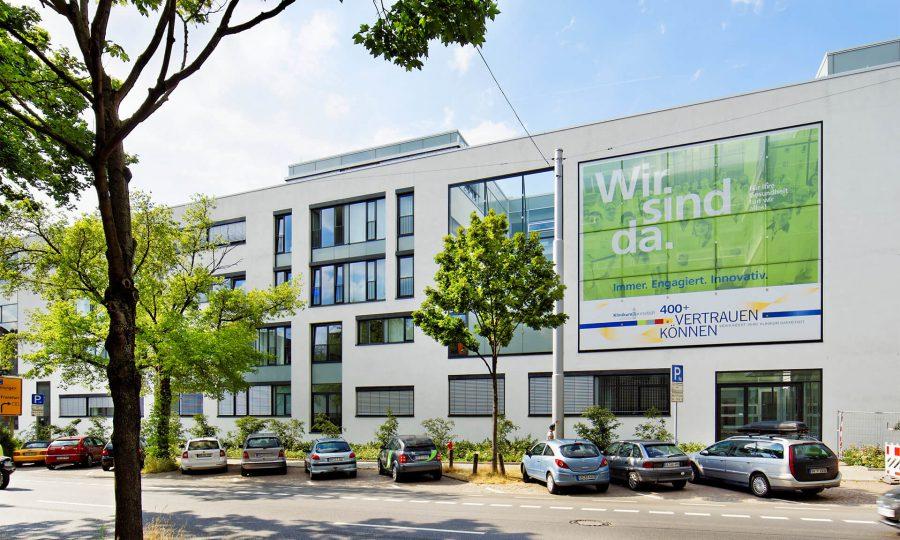 Komplett neue Energieversorgung des Klinikums